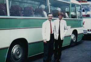 Cyril Barrett & Lionel Barnes