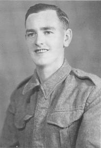 Bob Barnes c. 1940