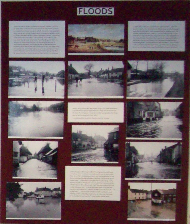 Display Panel 2015 - Aldbourne Floods