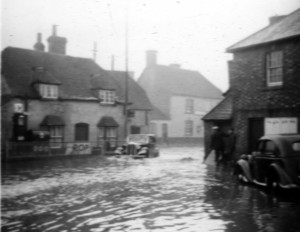 The Square towards The Crown- February 1940